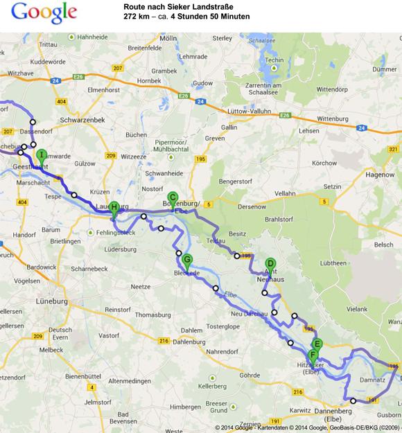 motorradfahrer-unterwegs.de | Neujahrstour Doemitz B195