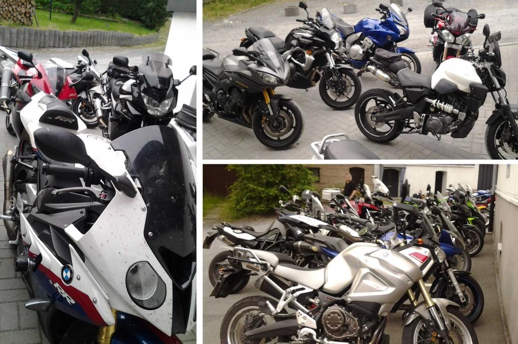 kurvenjäger | motorradfahrer-unterwegs.de - motorrad mehrtagestour pfingsten 2014 thueringer wald 1