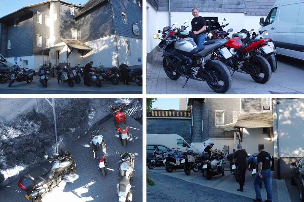 kurvenjäger | motorradfahrer-unterwegs.de - motorrad mehrtagestour pfingsten 2014 thueringer wald 3