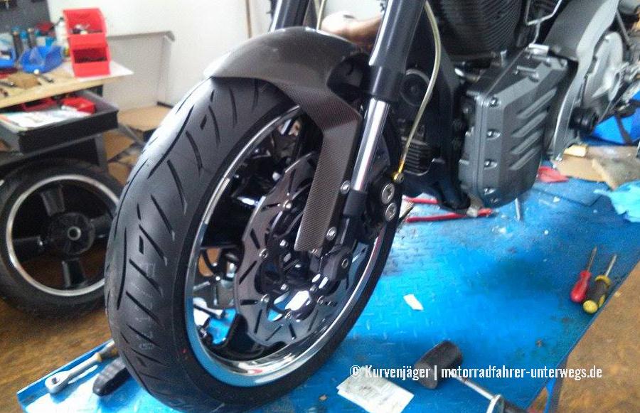 MT 01 Felgenpulvern - Kurvenjäger | motorradfahrer-unterwegs.de