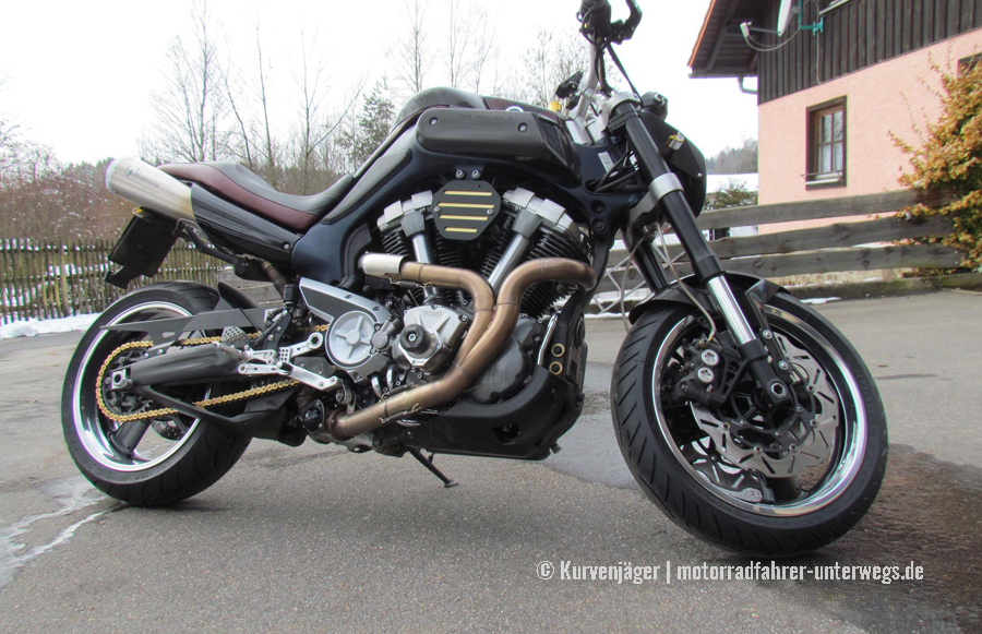 MT 01 Umbau statt Motorradfahrer-Blues Kurvenjäger | motorradfahrer-unterwegs.de