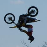 Vorweg fahren – 'Quarkdosen-Übung' für Motorradführerschein-Anwärter
