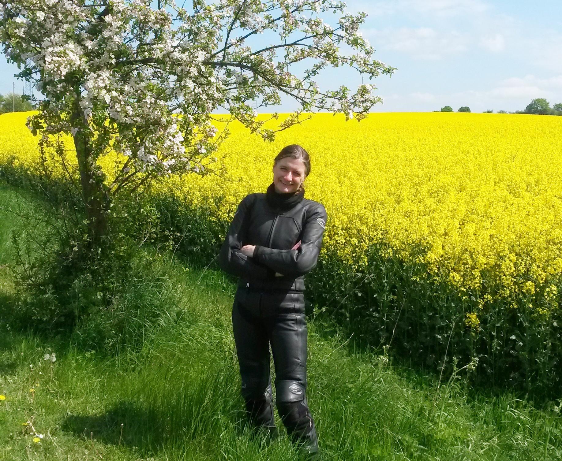 Kurvenjäger | motorradfahrer-unterwegs.de Motorradtouren in der Holsteinischen Schweiz zum Frühling