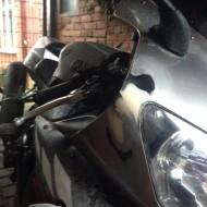 kurvenjäger | motorradfahrer-unterwegs-kanzel-wiederaufbau
