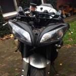 Motorrad-Wiederaufbau oder Schlachtfest?