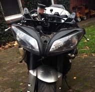 Kurvenjäger | motorradfahrer-unterwegs.de - Motorrad-Wiederaufbau
