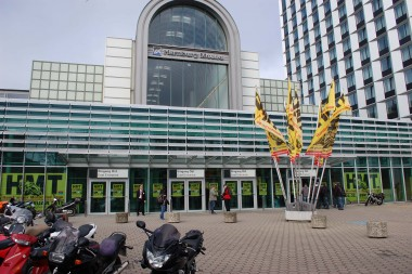 kurvenjäger | motorradfahrer-unterwegs.de - Motorradmessen 2015 - HMT Hamburg