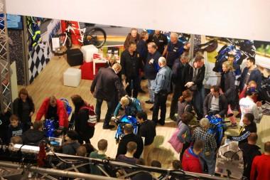 kurvenjäger | motorradfahrer-unterwegs.de - Motorradmessen 2015 - Messestände HMT Hamburg