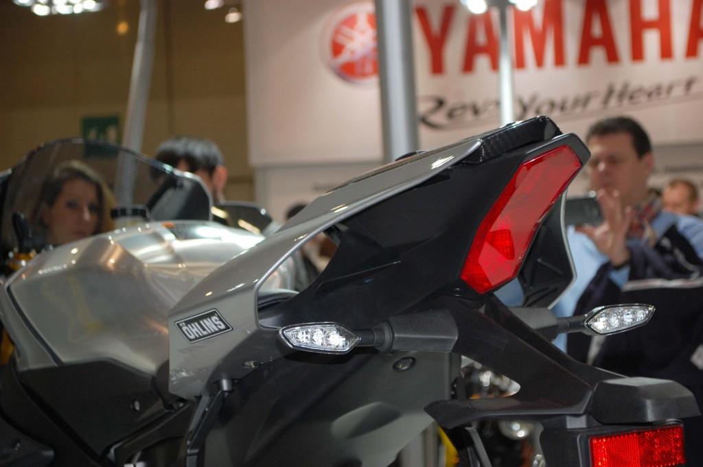 kurvenjäger | motorradfahrer-unterwegs.de - Motorradmessen 2015 - Yamaha R1 M