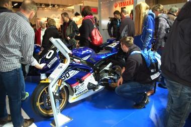 kurvenjäger | motorradfahrer-unterwegs.de - Motorradmessen 2015 - Yamaha R6