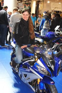 motorradmessen 2015 | Yamaha yzf-r6