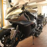 Yamaha YZF-R1 RN09 günstig abzugeben