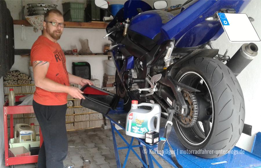 Motorradwartung selbst durchführen | motorradfahrer-unterwegs.de