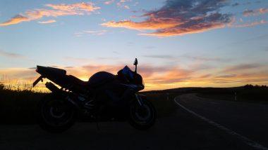 Sunset Ride 2017 | kurvenjäger - motorradfahrer-unterwegs.de