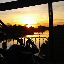 Sunset Ride 2018 - Magische Motorrad Feierabende