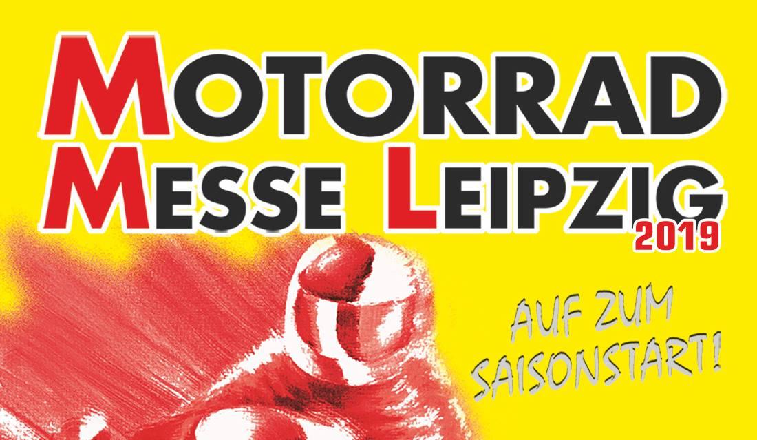 MOTORRAD MESSE LEIPZIG 2019