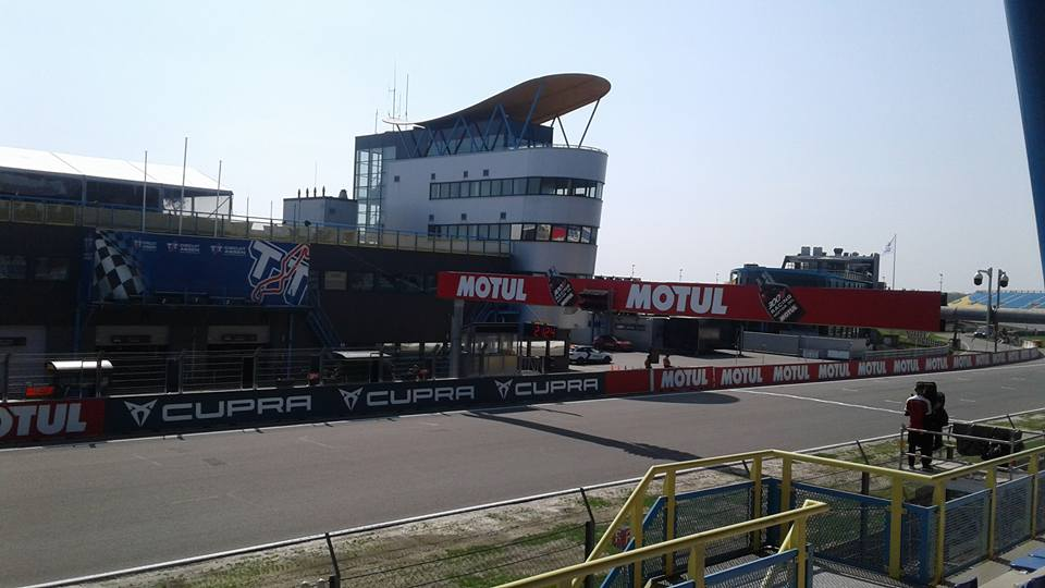 Motul WorldSBK Dutch Round Superbike World Championship - TT Circuit Haupttribüne