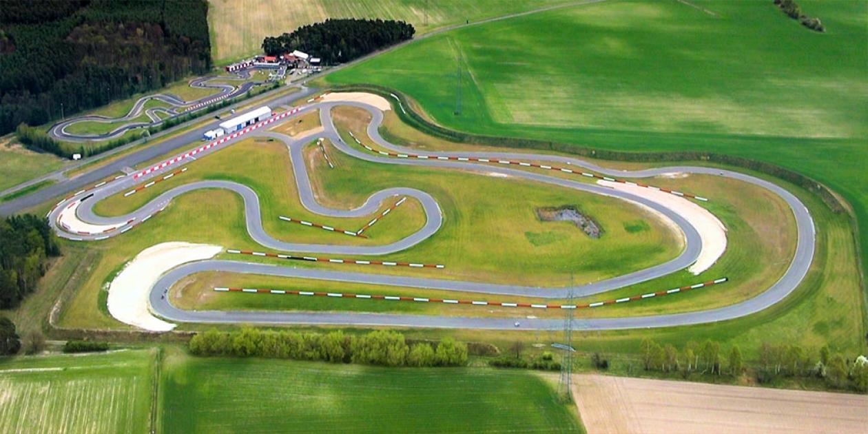 STC Motodrom Spreewaldring Motorrad Rennstreckentraining