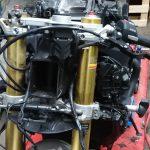 Wiederaufbau 2018/2019: Rennstrecken Motorrad BMW S1000RR