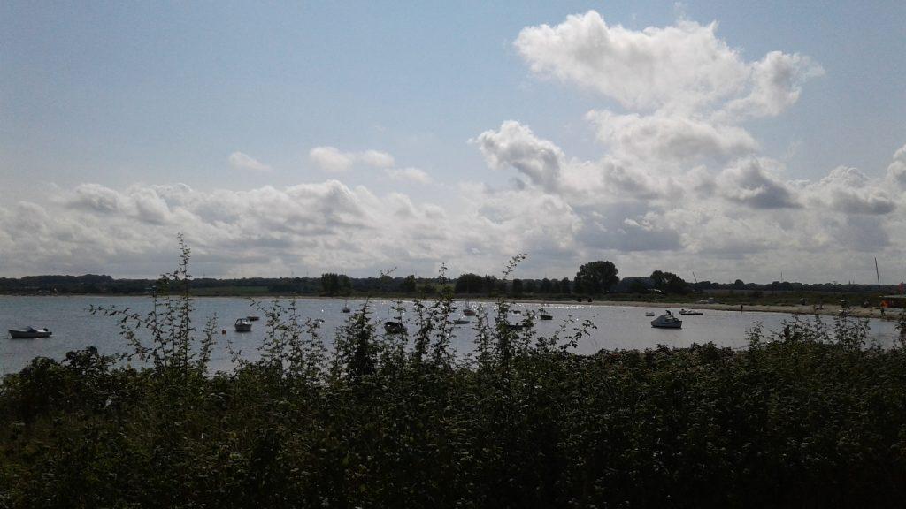 Motorradtouren durch Norddeutschland: Stillleben Hohwachter Bucht | Kurvenjäger - motorradfahrer-unterwegs.de