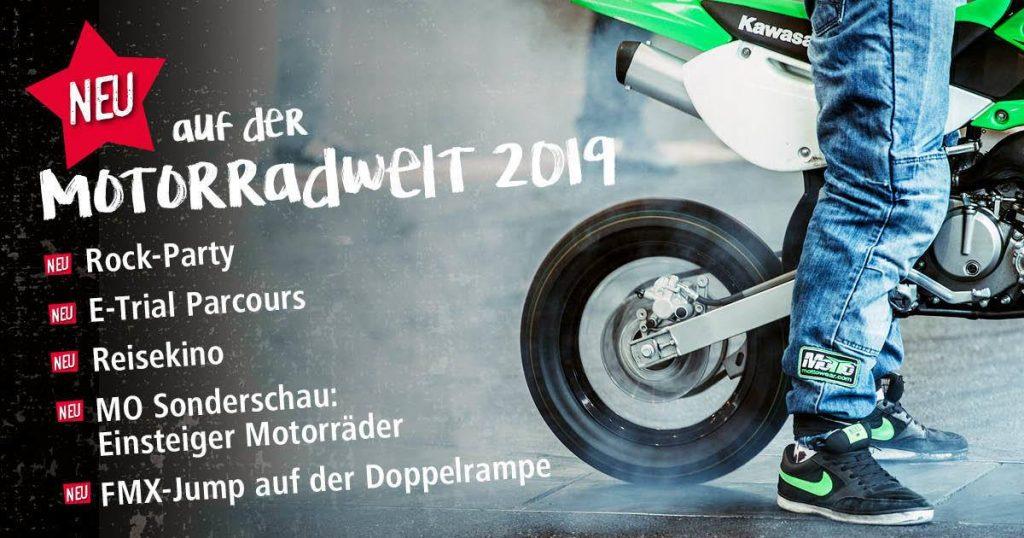 Neue Angebote zur #motorradweltbodensee 2019 | Kurvenjäger - motorradfahrer-unterwegs.de