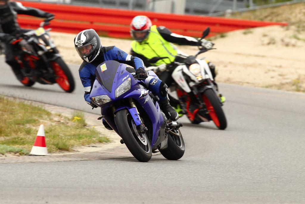 Motorrad Sportfahrer-Training Spreewaldring 2019, Tag 1 | Kurvenjäger - motorradfahrer-unterwegs