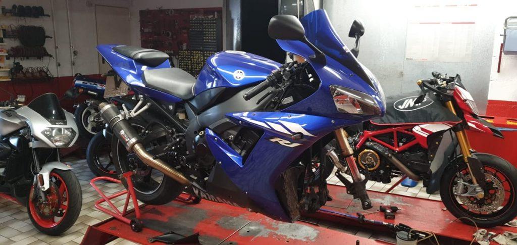 motorrad fahrspass fahrwerk aufbereitung