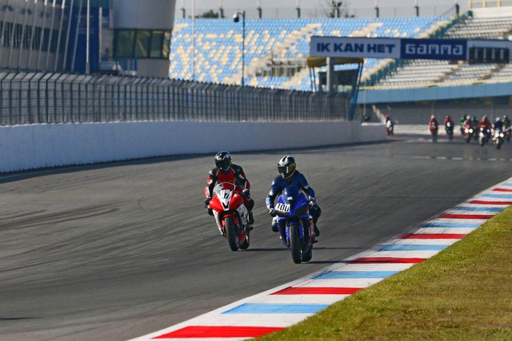 Start-Ziel-Gerade TT-Circuit Assen