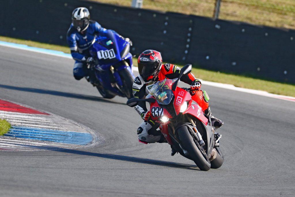 Blick-& Linienführung Motorrad Sportfahrer-Training TT-Circuit Assen 2020