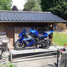 Motorradwartung Yamaha YZF-R1 | Kurvenjäger - motorradfahrer-unterwegs.de