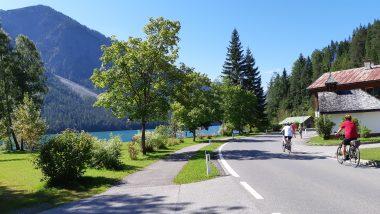 Gipfelstürmer Alpen & Badetour 2021 - Plansee